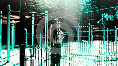 Fashionable Young Girl Free Public Domain Cc0 Image