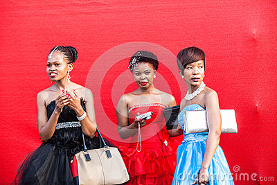 Fashions Ladies Dress Horse Racing Event Editorial Photography