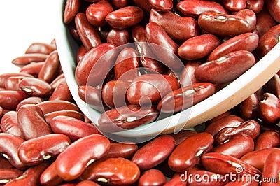 Fasoli cynaderki czerwona miarka