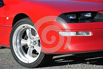 Fast car details