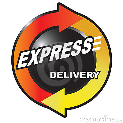 Fast express delivery