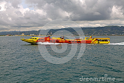 Fast Ferry Editorial Image