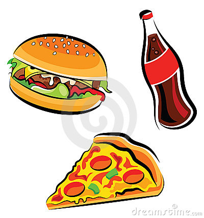 Free Fast Food Royalty Free Stock Photography - 7921427