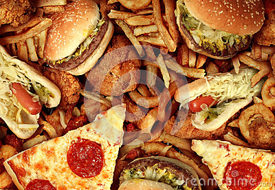 Fast Food Stock Photos Image 31114163