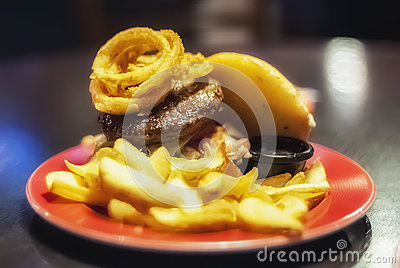 How Are Fast Food Onion Rings Made