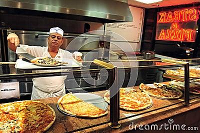 Fast Food - Pizza