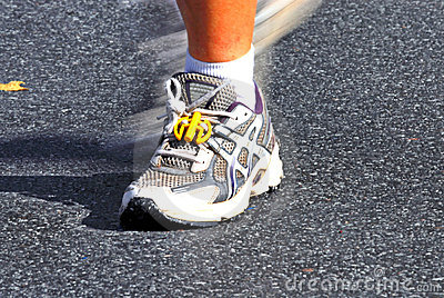 Fast running shoes
