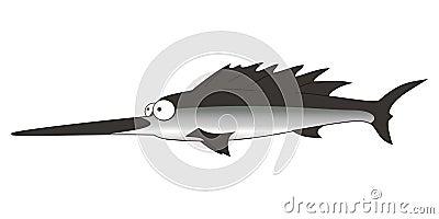 Fast speedy fish
