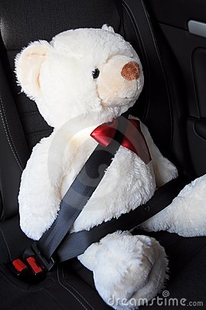 Free Fasten Your Seat Belt Stock Images - 14019534
