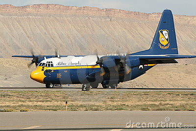 Fat Albert Airlines Editorial Photo