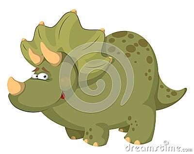 Fat dinosaur