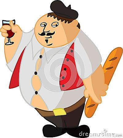 Fat Frenchman