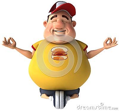 Fat kid