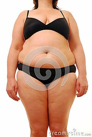 Free Fat Lady Royalty Free Stock Photos - 13593878