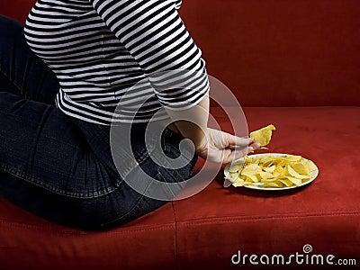 Fat woman diet