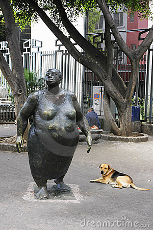 Fat Woman (San Jose, Costa Rica)