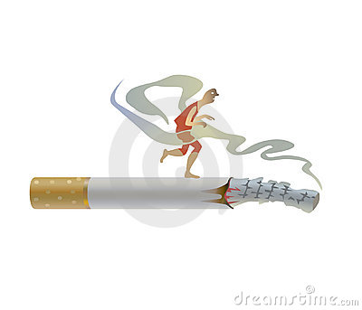 Fatal habit