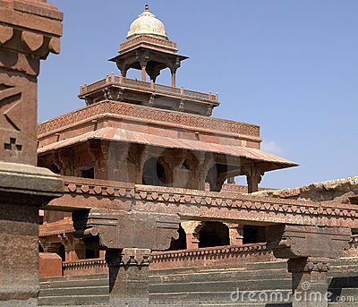 Fatehpur Sikri - Uttra Pradesh - India