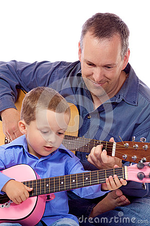 Free Father And Son Stock Photos - 29850163