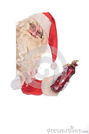 Father Christmas, santa claus.