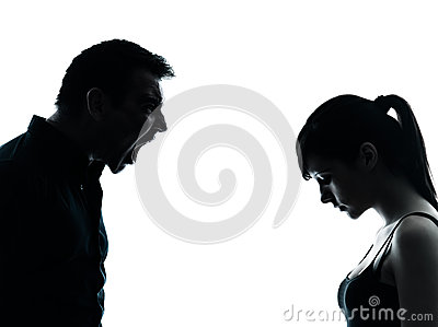 Father daughter dispute conflict
