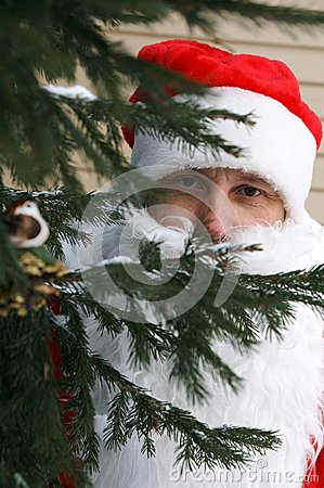 Father Frost or Santa Claus