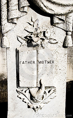 Father/Mother Gravestone
