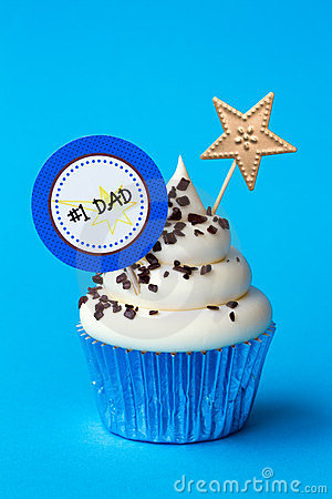 Father s day cupcake