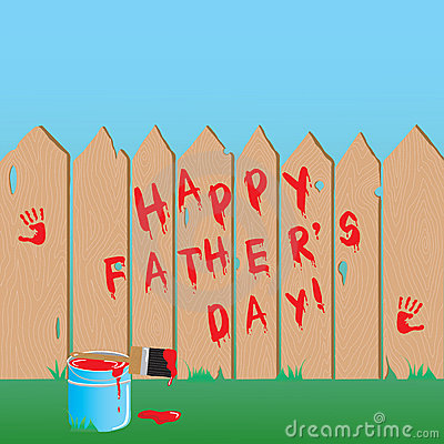 Father s Day Fence