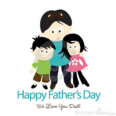 Father s Day Isolated Graphic