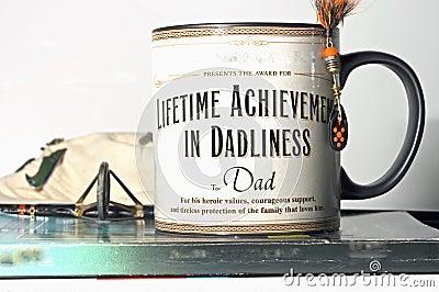 Father s day mug present dad