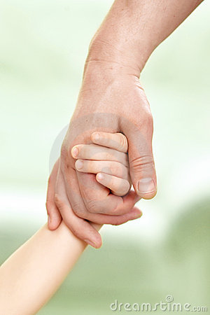 Father s hand