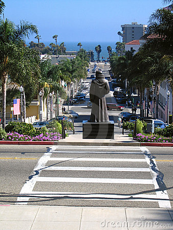 Father Serra in Ventura