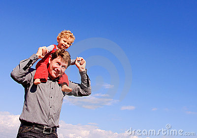 Father And Son Stock Photo - Image: 11520860