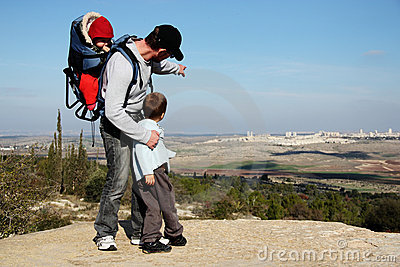 Father And Son Royalty Free Stock Images - Image: 22819679