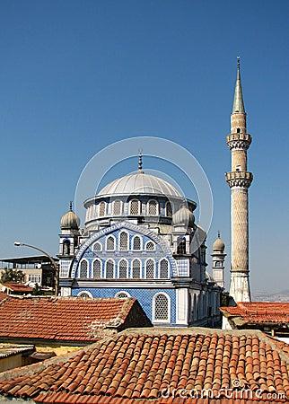 Fatih Camii清真寺在伊兹密尔