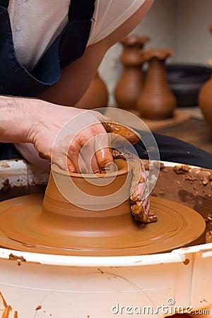 Fatura da cerâmica