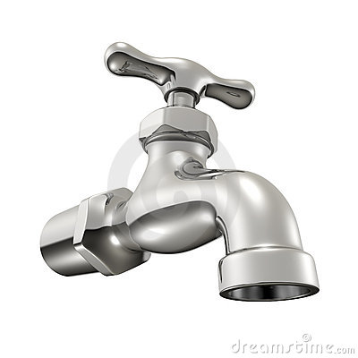 Free Faucet Royalty Free Stock Photos - 2489548