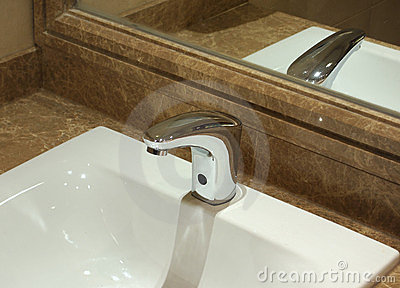 Faucet In Toilet
