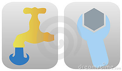 Faucet and tools