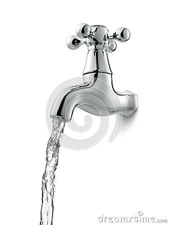 Faucet woda