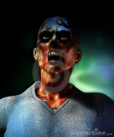 Fauler Zombie