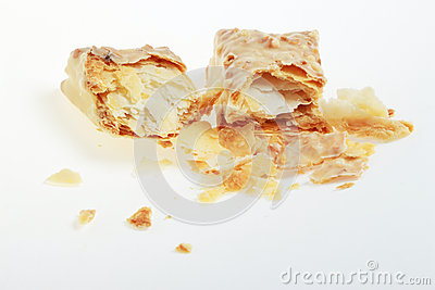 Faulted Biscuit Bar