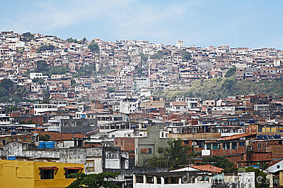 Favelas (Slums) in Brazil