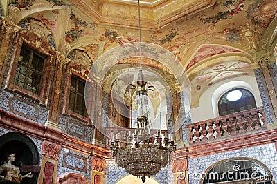 Favorite Palace in Rastatt-Foerch