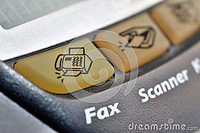 Fax Button
