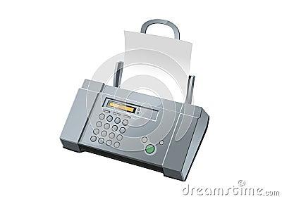 fax machine sound