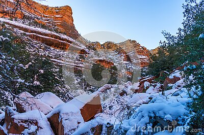 Fay Canyon Trail Free Public Domain Cc0 Image