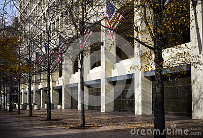 FBI headquarter in Washington