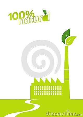 Fábrica de la ecología.